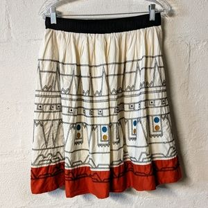 Anthropologie Edme & Esyllte skirt size 8